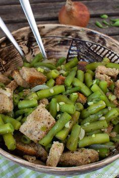 die besten 25 gr ne bohnen salat ideen auf pinterest gegrillte gr ne bohnen gesunde gr ne. Black Bedroom Furniture Sets. Home Design Ideas