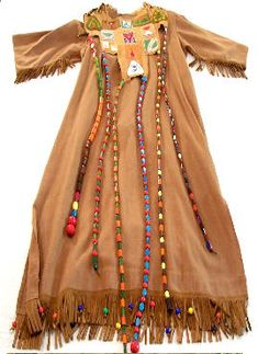 Campfire Girls of America   Camp Fire Girls - Ceremonial Gowns