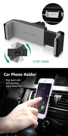 LUNQIN Car Phone Holder for Mazda CX-5 CX5 2016-2020 Auto Accessories Navigation Bracket Interior Decoration Mobile Cell Phone Mount