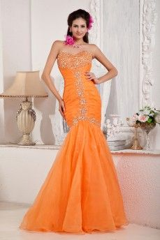 Unique Sweetheart Sleeveless Organza Evening Dresses. Get wonderful discounts up to 70% Off at Abbydress using Discount & Voucher Codes.