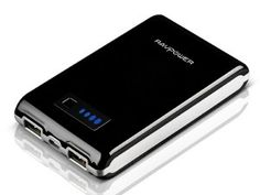 RAVPower 10400mAh External Battery Pack Charger £21.49 delivered at Amazon Gratisfaction UK Flash Bargains