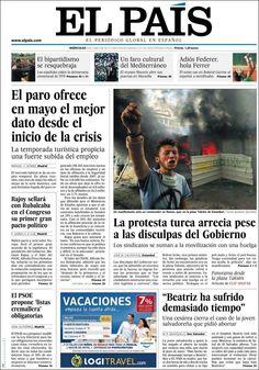 Comenta todas las noticias de EL PAÍS en www.elpais.com