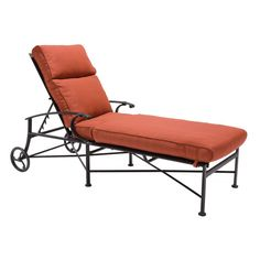 Winston Manor Deep Seating Chaise Lounge | from hayneedle.com