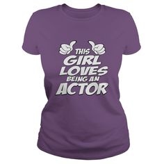 Being An Actor Shirt - Being An Actor Shirt. (Actor Tshirts)