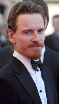 I wanna rub my face in that ginger mustache!