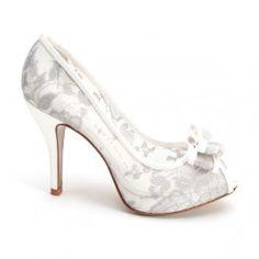 Blanc Cassé Chaussures Ara Pour Le Mariage Pour Les Femmes De Mariée XC9iy