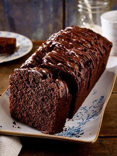 Rote Bete-Schokoladenkuchen