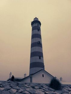 Farol da Praia Da Barra (lighthouse at Praia da barra), Aveiro - Portugal