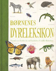 BØRNENES DYRELEKSIKON | Arnold Busck