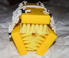 Chain Scrubber/ what an awesome idea!