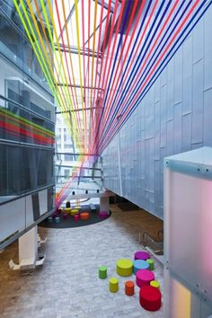 ACMI - Game Masters | Clare Cousins Architects
