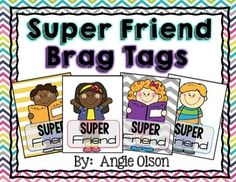 Are you looking for something to spice up your classroom behavior management system? If so, I have the deal for you! BRAG TAGS! They have changed the way my kids behave in my classroom! Seriously! Prior to BRAG TAGS my kids were not nearly as motivated to work hard towards their behavior and academic goals.