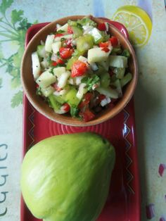 ... (chayote) on Pinterest | Squashes, Squash Recipe and Chayote Recipes