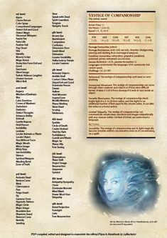 The Animancer Dungeons And Dragons 5, Dungeons And Dragons Characters, Dungeons And Dragons Homebrew, Dnd Characters, Dnd Classes, Dnd 5e Homebrew, Dragon Rpg, Character And Setting, Pathfinder Rpg