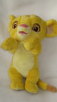 11 Best Simba Stuffed Animal Collection Images Disney Plush
