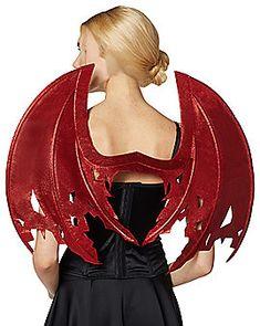 Red Devil Horn Horns Headband Bow Costume Dress-up NWT