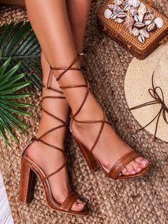 Dámske luxusné camel sandále M309PCA - MODANOEMI.sk Stuart Weitzman, Camel, Sandals, Heels, Fashion, Heel, Moda, Shoes Sandals, Fashion Styles