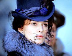 anna karenina, beautiful film costumes! keira knightley as anna karenina. #belle #epoque