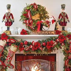 Jingle All The Way Magnolia Pre-Lit Wreath