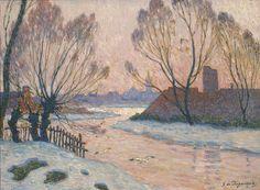 Loyen du Puigaudeau (French, 1864 - 1930)