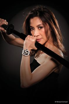 Michelle Yeoh and Richard Mille RM051 Phoenix - eXtravaganzi