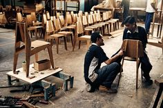 PIKA school for industrial woodworking INDONESIA Photography: Daniel Riera 2013 Sustainable Forestry, Teak Wood, Industrial, Woodworking, School, Industrial Music, Carpentry, Wood Working, Woodwork