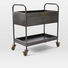 West Elm Workshop Bar Cart