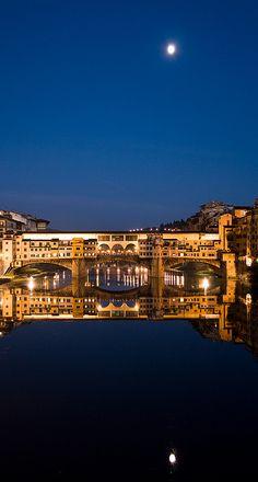 Ponte Vecchio / Florence, Italy / Andrea Bosio