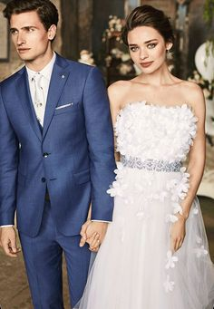 Looking for a wedding dress that doesn't break the bank? Hot on the heels of other affordable collections, the latest brand to design stylish bridalwear for less is Ted Baker, who have applied their classic style to a selection of midis and gowns, all under the £1,000 mark.