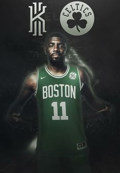 Kyrie Irving is now my favorite Celtics player since being traded he is another reason I started working at basketball