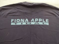 VinTage 1996 Fiona Apple  Debut Album by VintageRockTreasures
