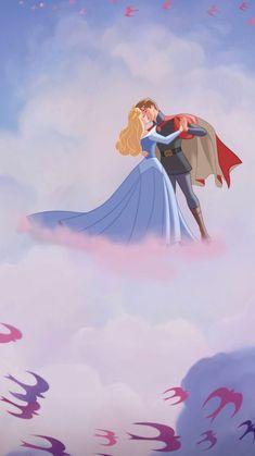 Sleeping Beauty 1959, Disney Sleeping Beauty, Disney Love, Walt Disney, Disney Stuff, Evil Witch, Handsome Prince, Disney Princesses, Disney Characters
