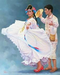 Por Iván Delgado Maestro Pintor y Escultor  Panama