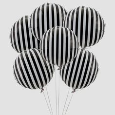 striped balloons pinned with #Bazaart - www.bazaart.me