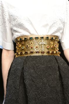 Dolce & Gabbana Winter 2014 @Milan De Vito De Vito De Vito Fashion Week