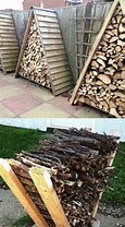 DIY Firewood Storage 15 firewood storage and attractive firewood rack ideas for indoors & outdoors, from easy DIY log holders to simple firewood shed with great tutorials! Firewood Shed, Firewood Storage, Backyard Fireplace, Fire Pit Backyard, Backyard House, Backyard Storage, Outdoor Storage, Diy Jardin, Diy Storage