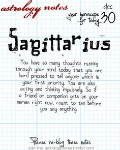 Hey Sagittarius, your Love Scope is waiting at iFate.com right now!