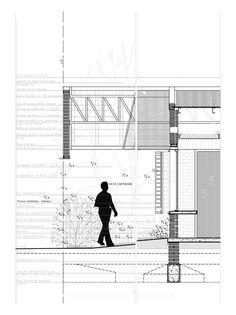 Quinta House,Detail
