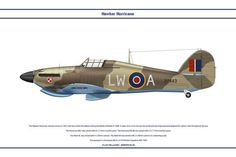 Hurricane GB 318 Sqn by WS-Clave