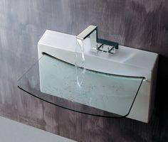 17 Modern Designs Of Bathroom Sinks | Pouted Online Magazine – Latest Design Trends, Creative Decorating Ideas, Stylish Interior Designs & Gift Ideas