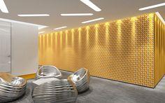 Interior view; Livingwalls Wallpaper 327083