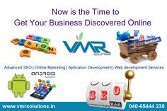 Online Marketing services and Advanced SEO services