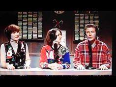 the original Schweddy Balls SNL Christmas skit - really funny