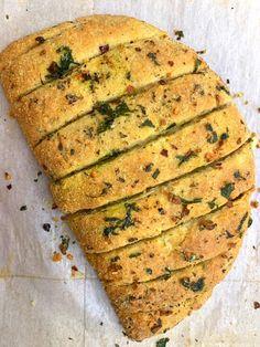 Dominos Style Stuffed Cheesy Garlic Bread