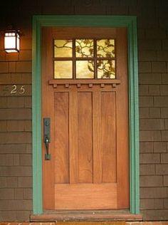 arts and craft door | arts and craft entry doors