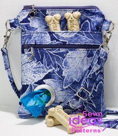 Dog Walking Bag Sewing Pattern