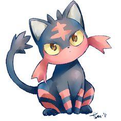 102 Best Litten Love Images Pokemon Fan Art Pokemon Pictures