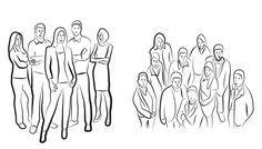 Gruppenfotos: 8 Tipps für für Fotos von Gruppen | Albelli.de