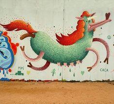 #streetartblog #urbanart #graffiti #streetart