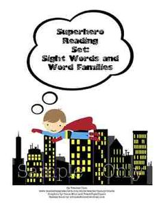 Do your students love superheroes